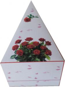 Taartpunt rozen
